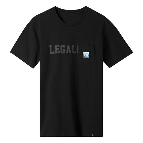 Huf Legalize Pocket Tee
