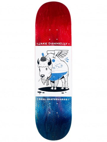 Real Donnelly X Fish Deck