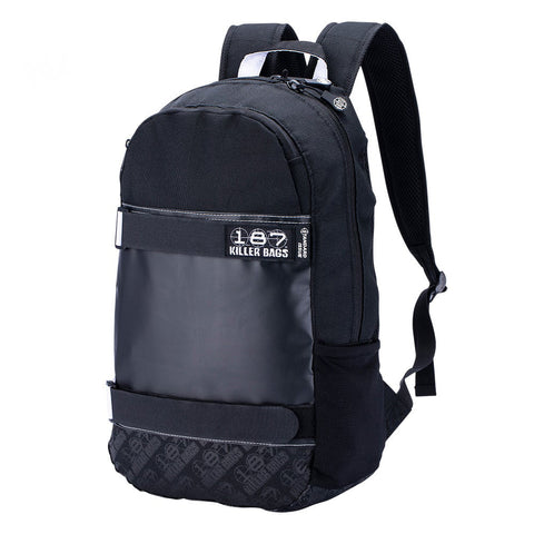 187BackPackBlack