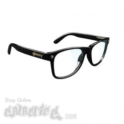 Glassy Leonard Sunglasses Gamer Black/Clear