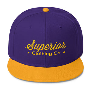 Yellow & Gold Snapback