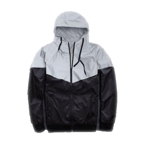Patchwork Windbreaker (5 Colors)