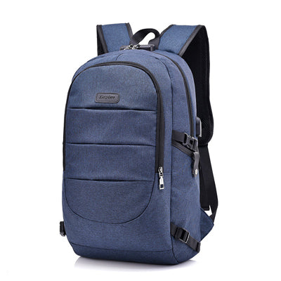 USB & Headphone Backpack (4 Colors)