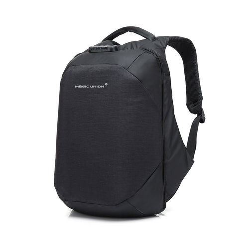 Anti-theft Password Lock Backpack