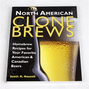 Book, North American Clone Brews - Russell