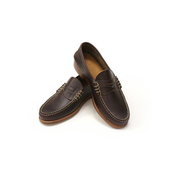Rancourt x Cremieux Beefroll Penny - Loafers