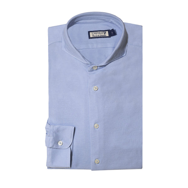 65 Mercer St. Spread Collar Shirt