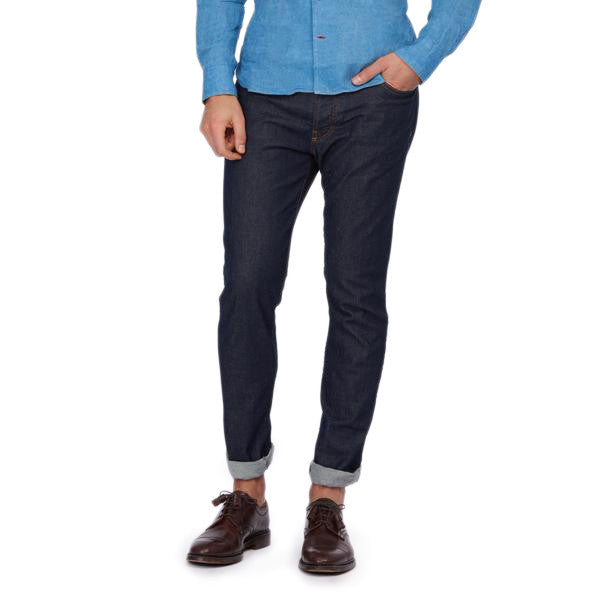 Dark Indigo Texas Denim