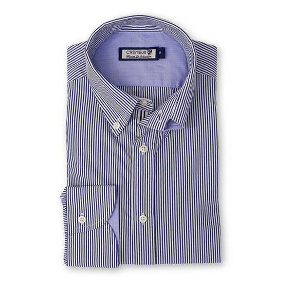 65 Mercer St. Tropez Stripe Shirt