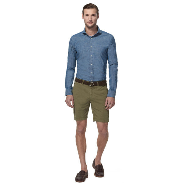 65 Mercer St. Safari Cargo Short