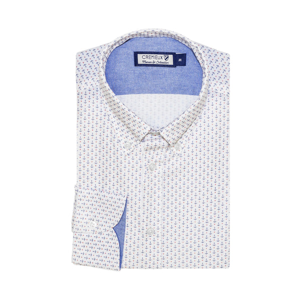65 Mercer St. Anchor Shirt