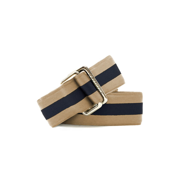 Ribbon Khaki/Navy - Belt