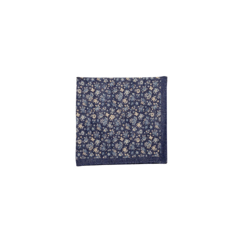 65 Mercer St. Flowers Pocket Square