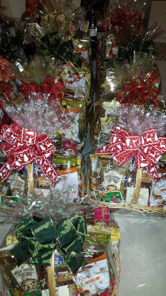 Christmas Gift baskets ready for delivery in Ottawa