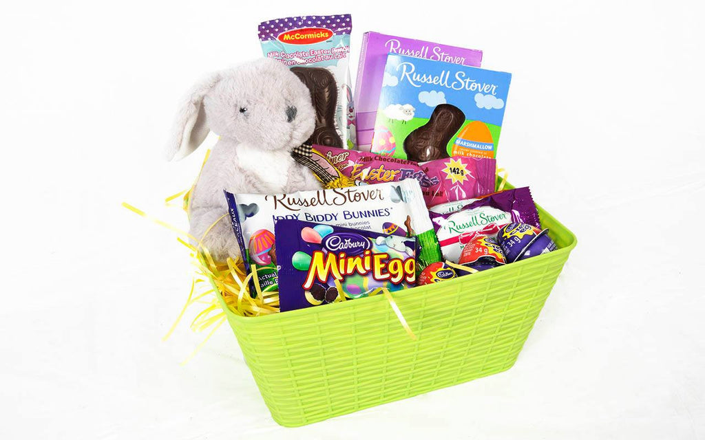 Easter Gift Basket - Not Just Baskets