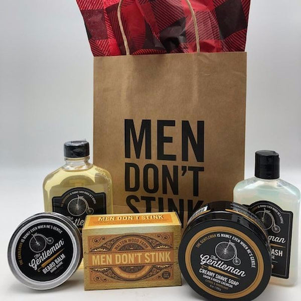 Beard Care Gift Basket