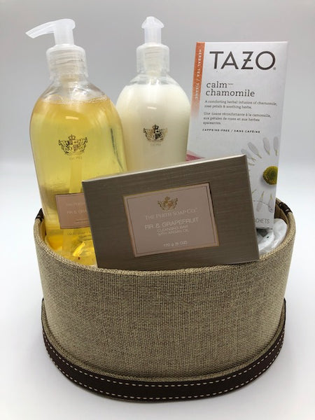 Mini Spa Gift Basket - Not Just Baskets