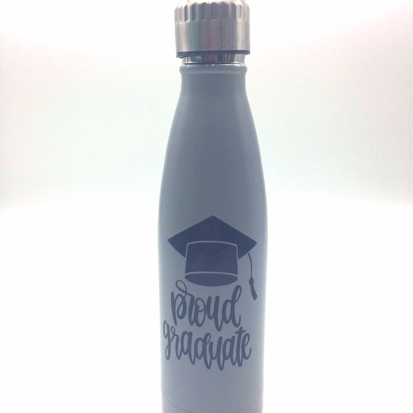 Proud Graduate Water Bottle