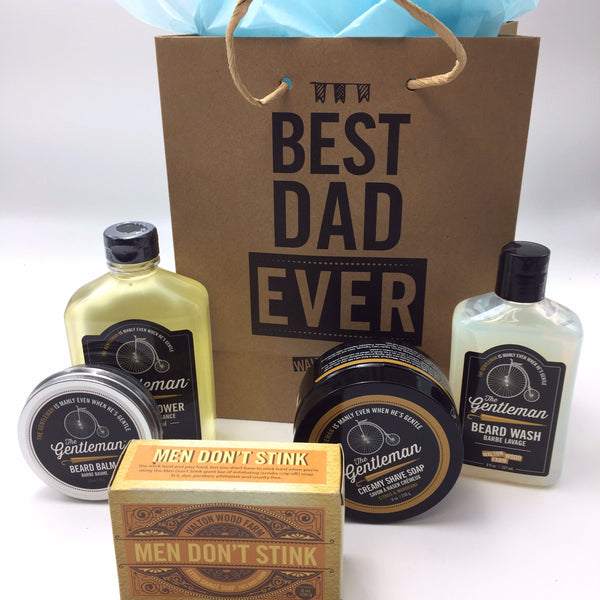 Dad's Care Kit Gift Basket