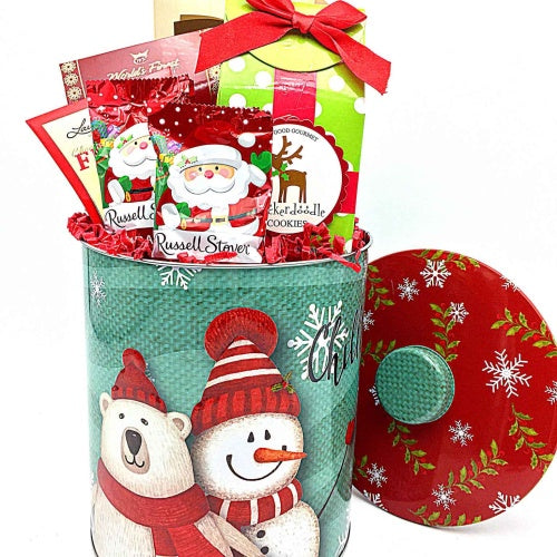 Cookie Jar Gift Basket - Not Just Baskets