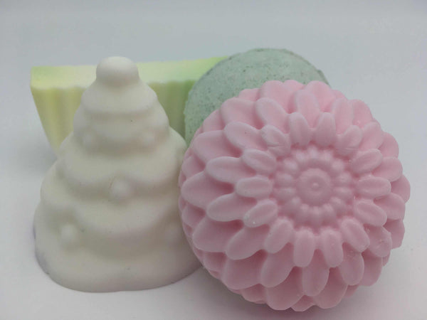 Natural Handmade soaps and Bath bombs - Not Just Baskets