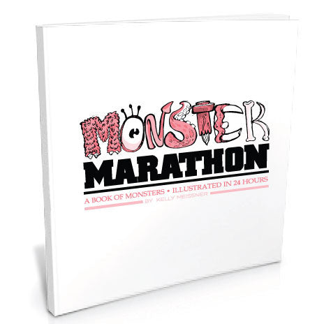 Monster Madness Book