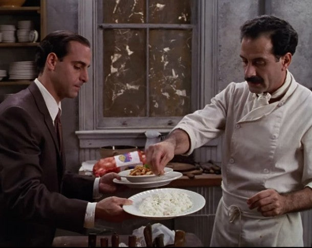 "Film night & Supper Club: ""BIG NIGHT"" by STANLEY TUCCI"