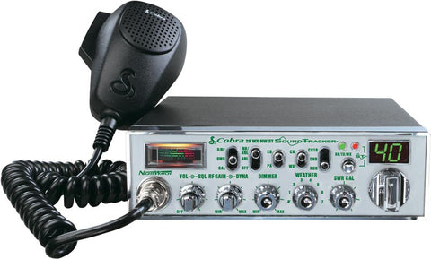 29LTD – Cobra CB radio