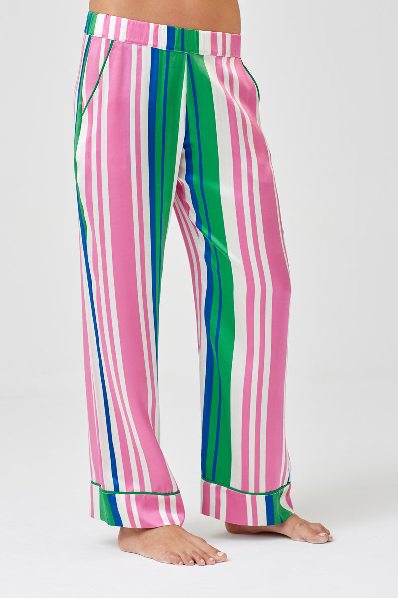 Evie Silk Pyjama Trousers