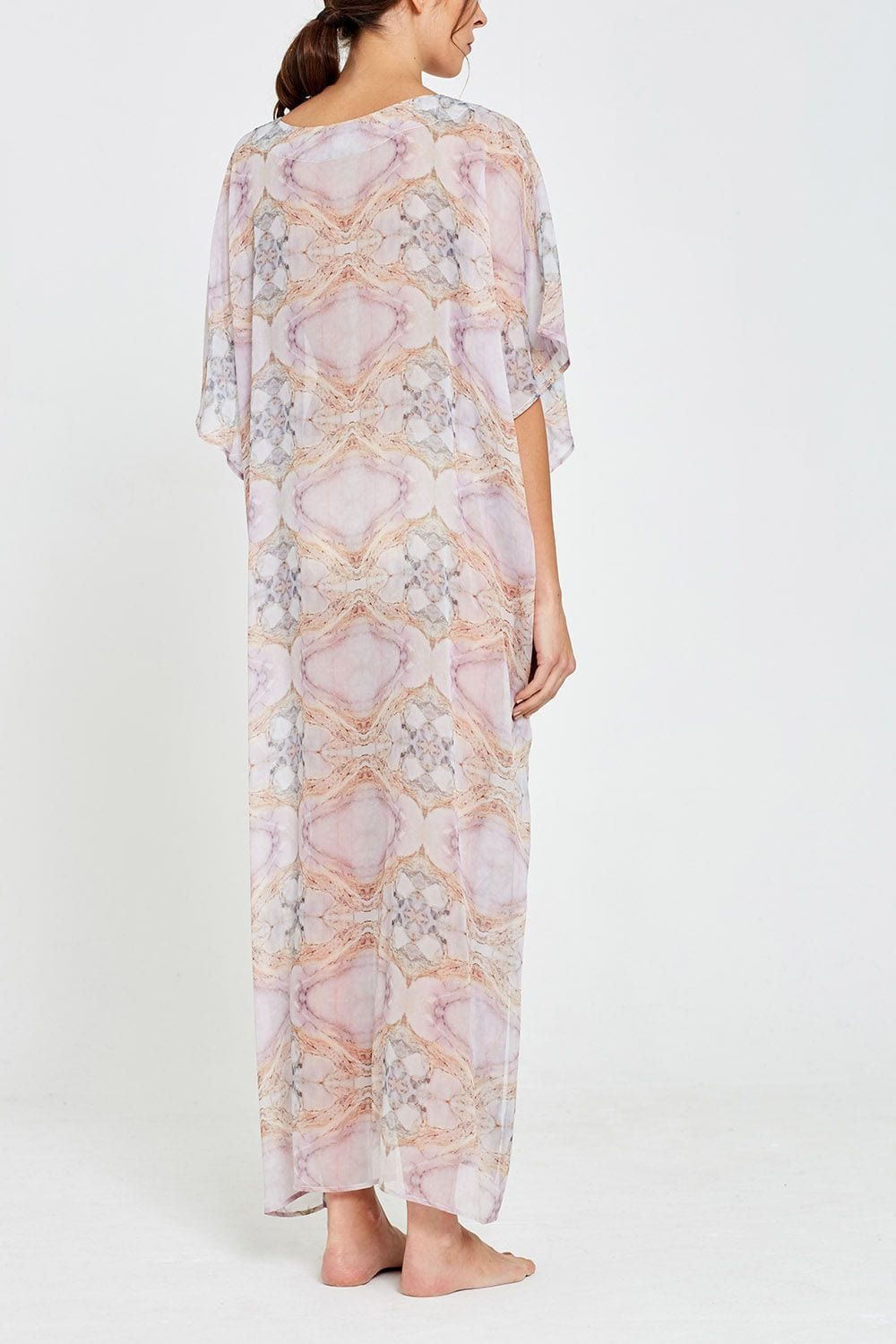 Isabel Kaftan Marble Resort 18 Back