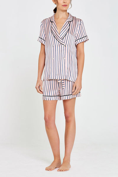 Nova Silk Short Pyjama Set