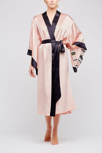 Endymion Charleston Silk Robe