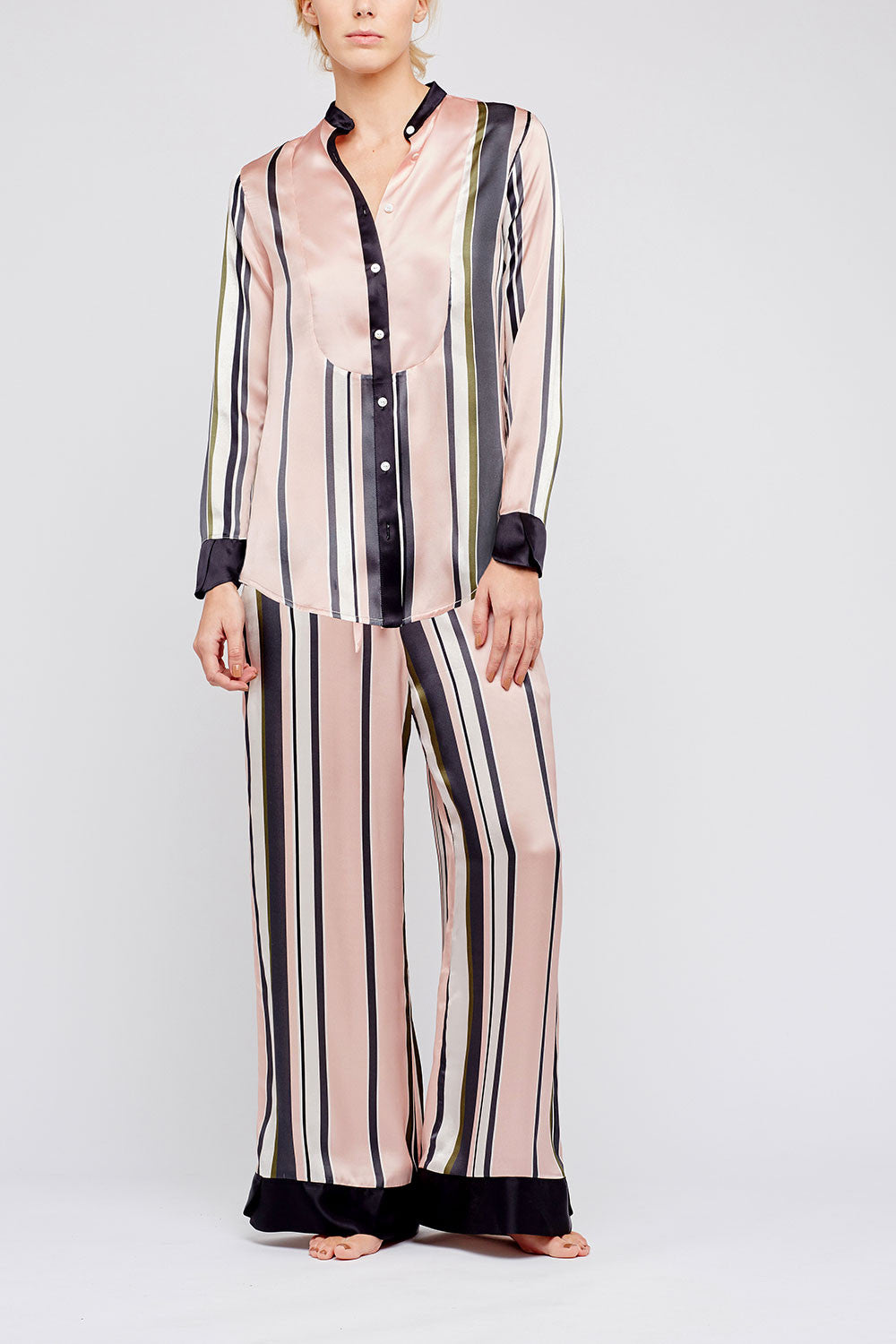 Eos Charleston Striped Pyjama Trousers