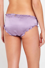 Lola Lavender Luxury Silk Knickers