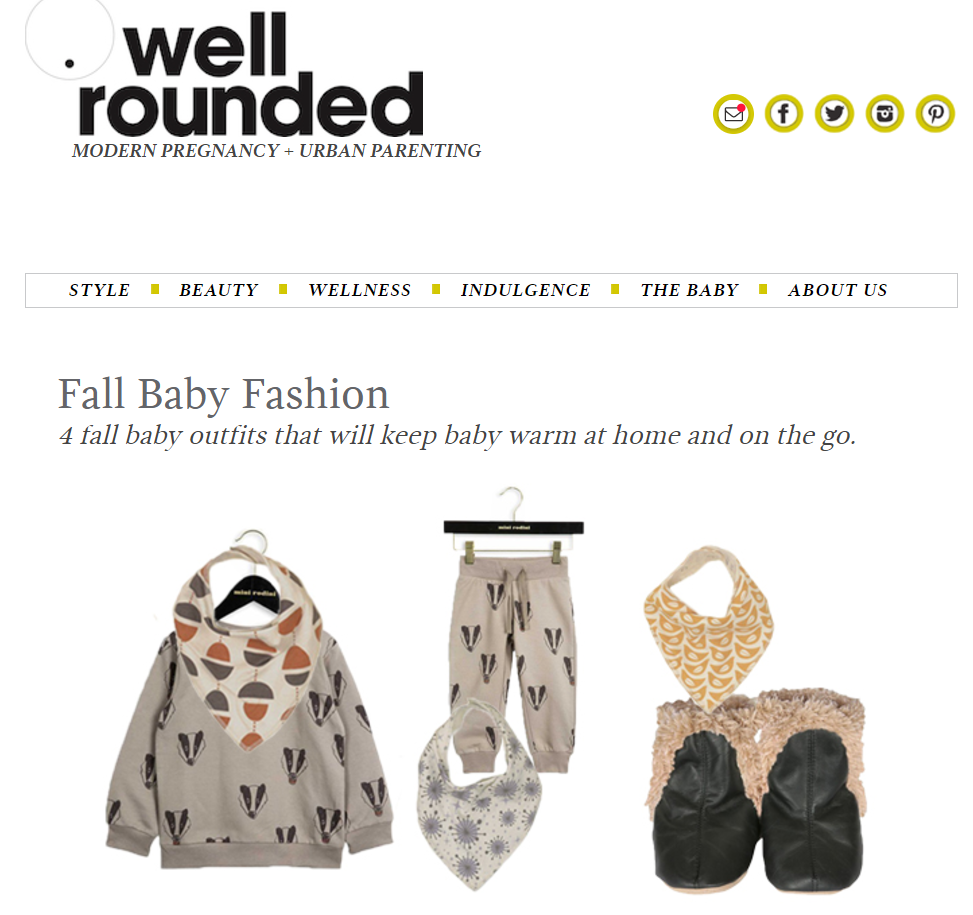 well rounded fall fashion best baby