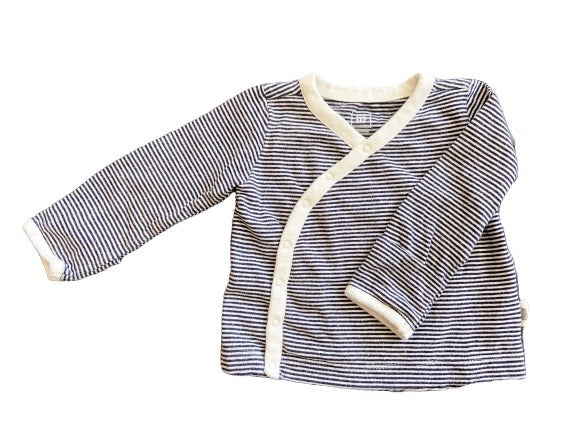 Olen Preloved Organic Cotton Long-sleeve, 3-6 months