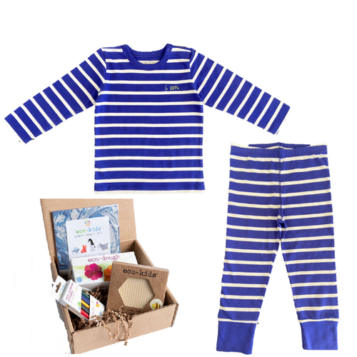 Toddler Gift Bundle, Cobalt