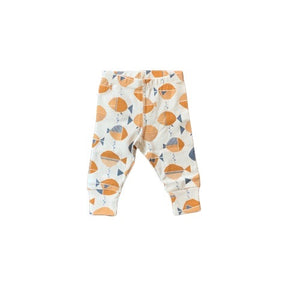 Cotton baby leggings. Can serve as pajamas or casual wear.