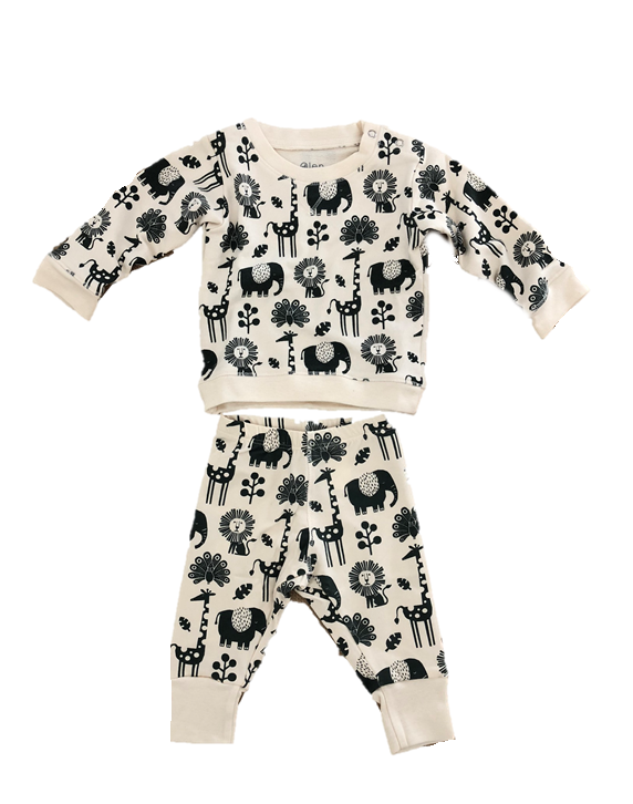 Every Body Better Bundle in Piha Print, Natural