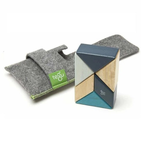 Tegu Building Blocks Pocket Set