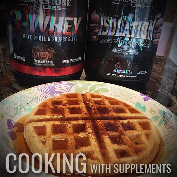 Cooking With Supplements I