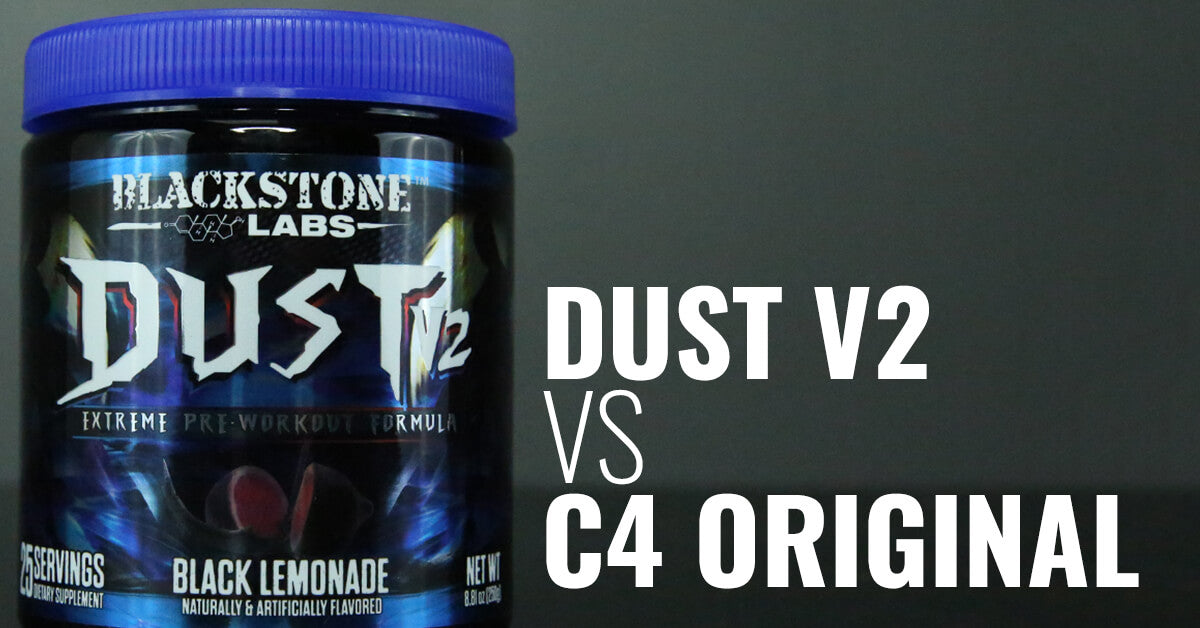 Dust V2 vs C4 -- No Comparison!