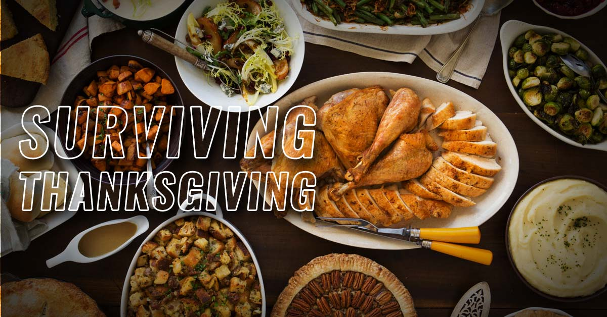 Surviving Thanksgiving: Helpful tips for keeping your diet intact during the holiday season