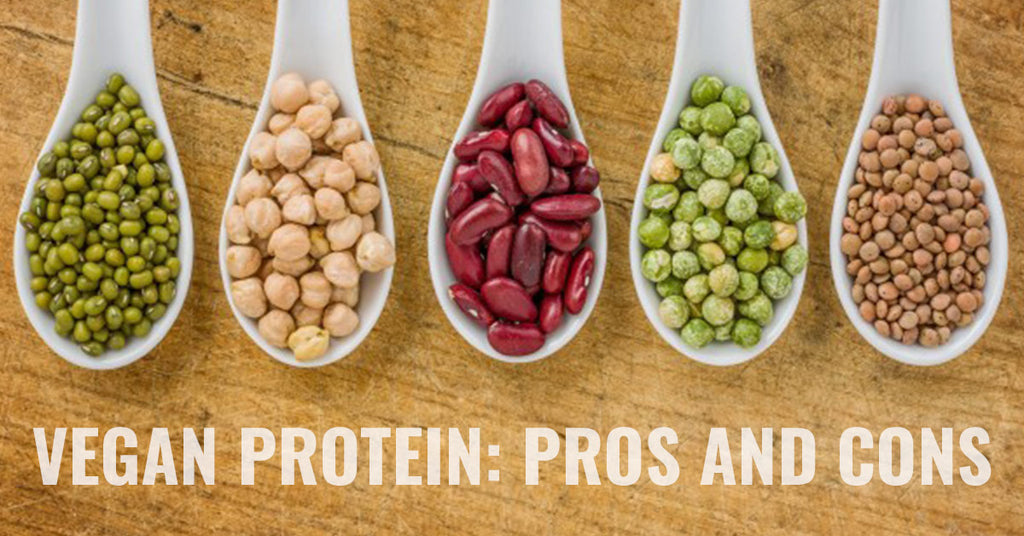 Vegan Protein: Pros and Cons