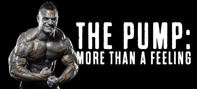The Pump: More than a Feeling