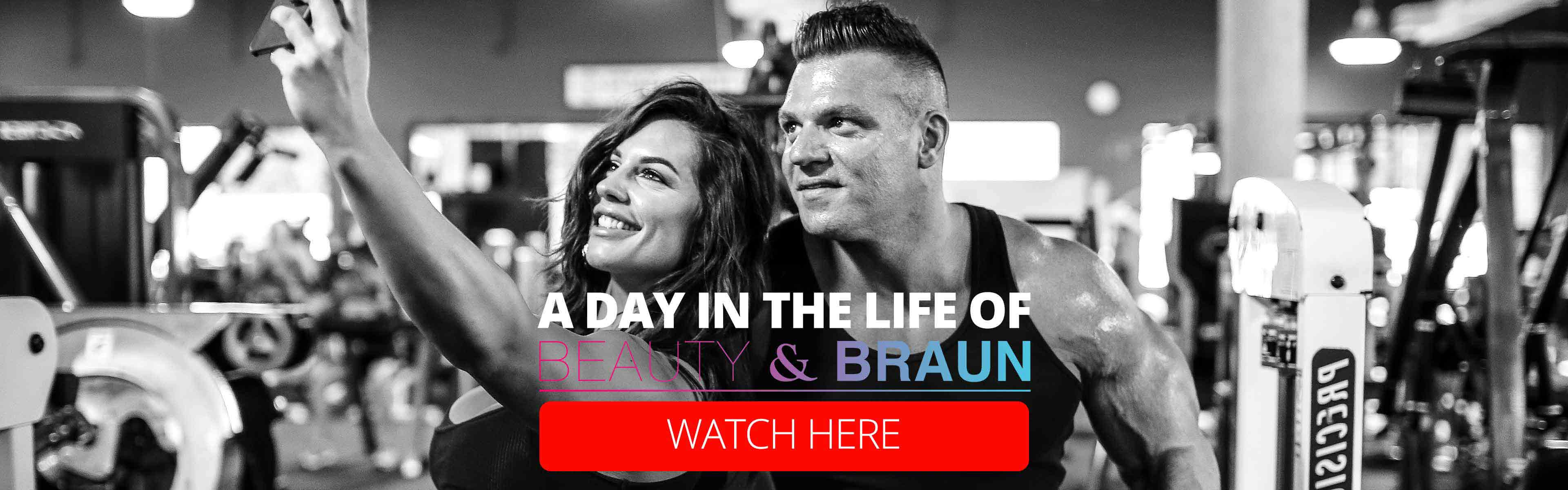 Beauty and Braun Watch Now