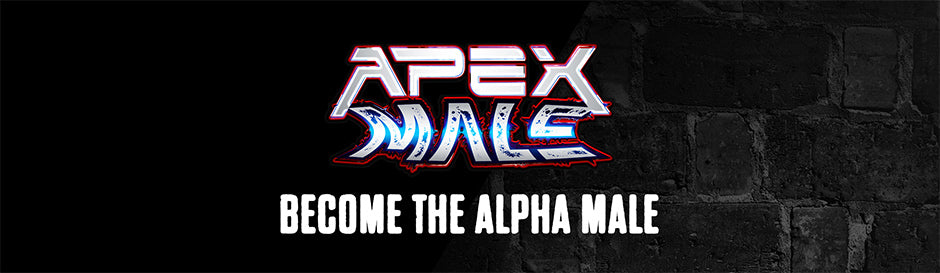 Apex Male - Become The Alpha Male Banner