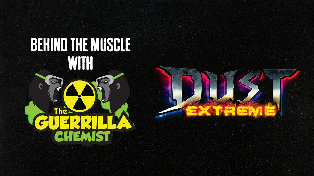 Behind The Muscle - DUST EXTREME