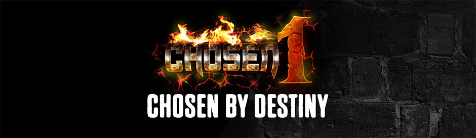 Chosen1 - Chosen by Destiny Banner