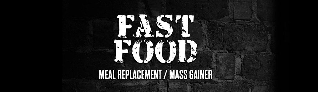 Fast Food | Meal Replacement / Mass Gainer | Blackstone Labs